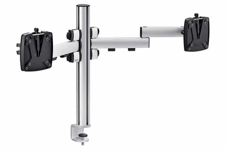 Soporte para dos monitores Novus TSS Duo III Brazo plegable | TSS / Accesorios para oficina