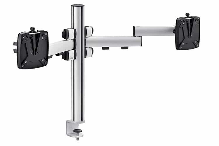 Soporte para dos monitores Novus TSS Duo Teleskop arm II | Serie TSS / Accesorios de oficina Spacio