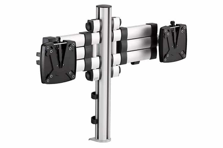 Soporte para dos monitores Novus TSS Duo Telescopic arm | Serie TSS / Accesorios de oficina Spacio